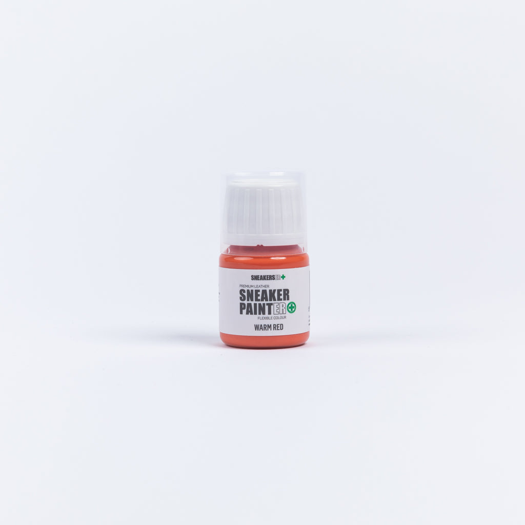 SNEAKERS ER PREMIUM SNEAKER PAINTER PAINT 30ml WARM RED