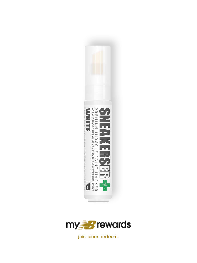 myNB Rewards Premium Midsole Paint Pen White