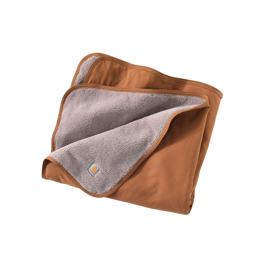 Carhartt Duck Blanket - Carhartt Brown