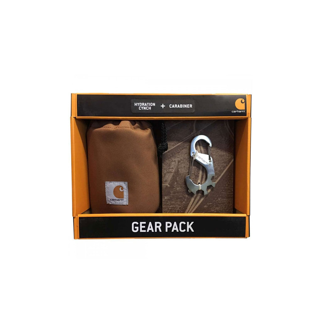 Carhartt Carabiner And Hydration Cinch Pack - Carhartt Brown