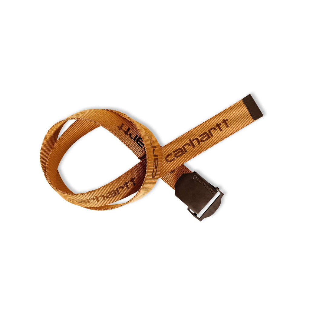 Carhartt Webbing Belt - Carhartt Brown