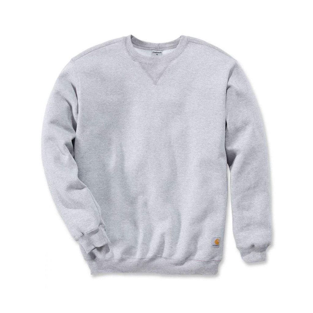 Carhartt Midnight Crewneck Sweatshirt - Heather Grey
