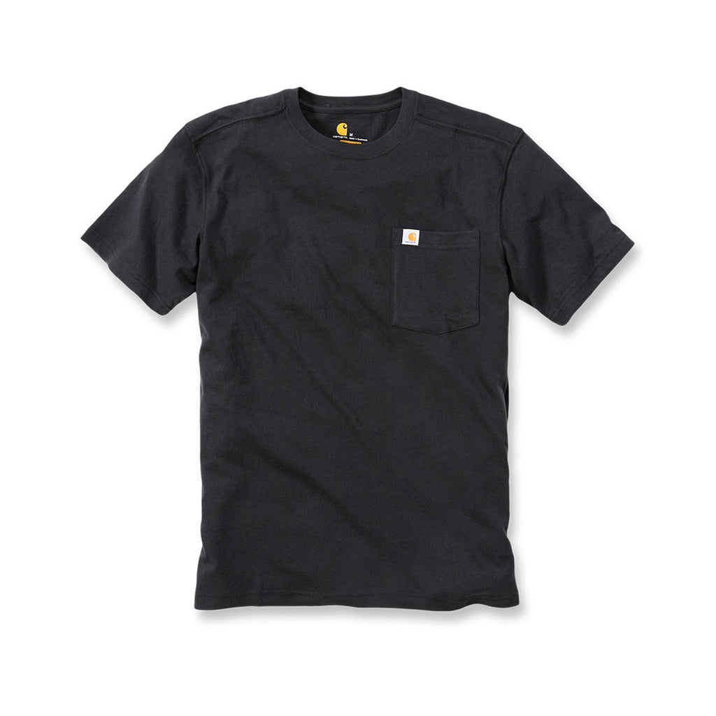 Carhartt Maddock Pocket T Shirt - Black