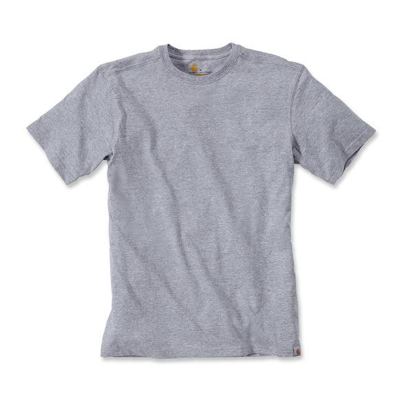 Carhartt Maddock  T Shirt - Heather Grey