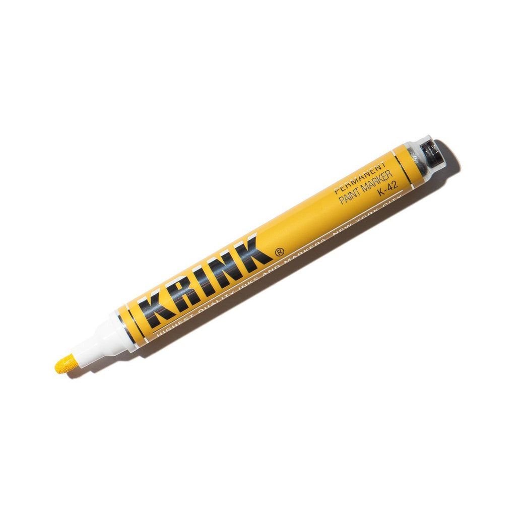 Krink K-42 Paint Marker - Yellow