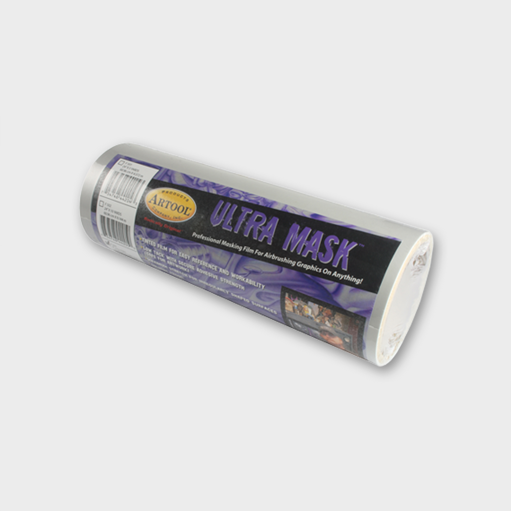 ARTOOL ULTRA MASK LOW TACK MASKING FILM 24cm x 1 metre