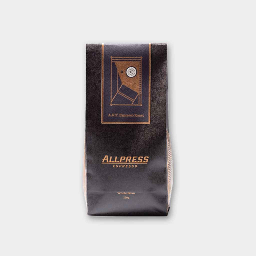 Allpress Espresso A.R.T Espresso Roast Coffee - Whole Beans 250g