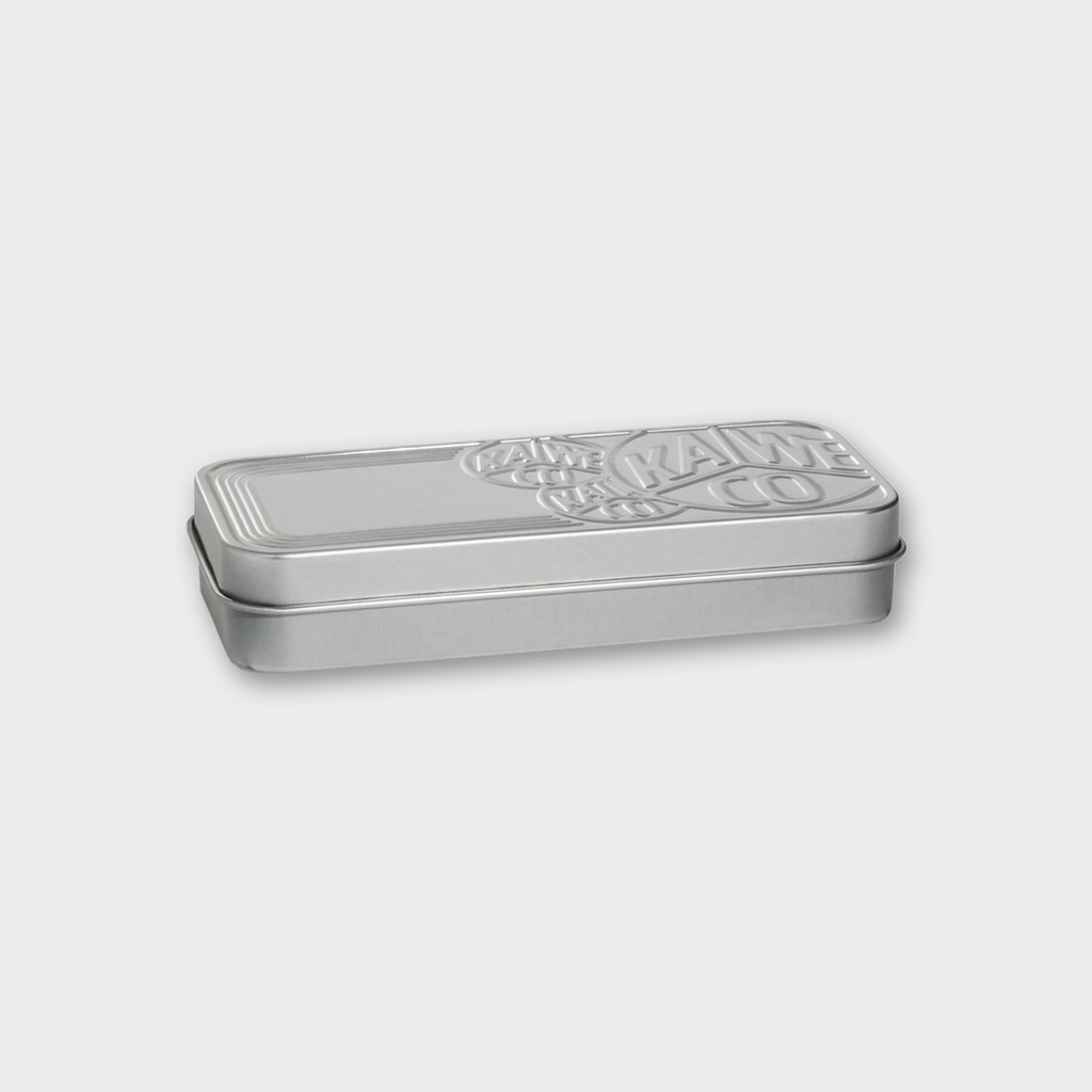 Kaweco Presentation Tin Box for Kaweco Sport Series - Silver