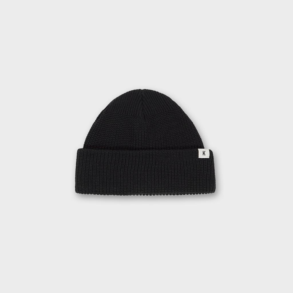 Knickerbocker New York Watch Cap Hat Type II - Black