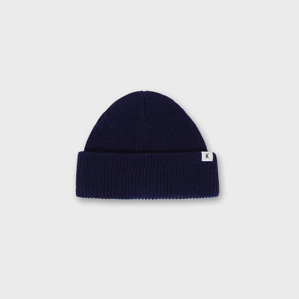 Knickerbocker New York Watch Cap Hat Type II - Navy
