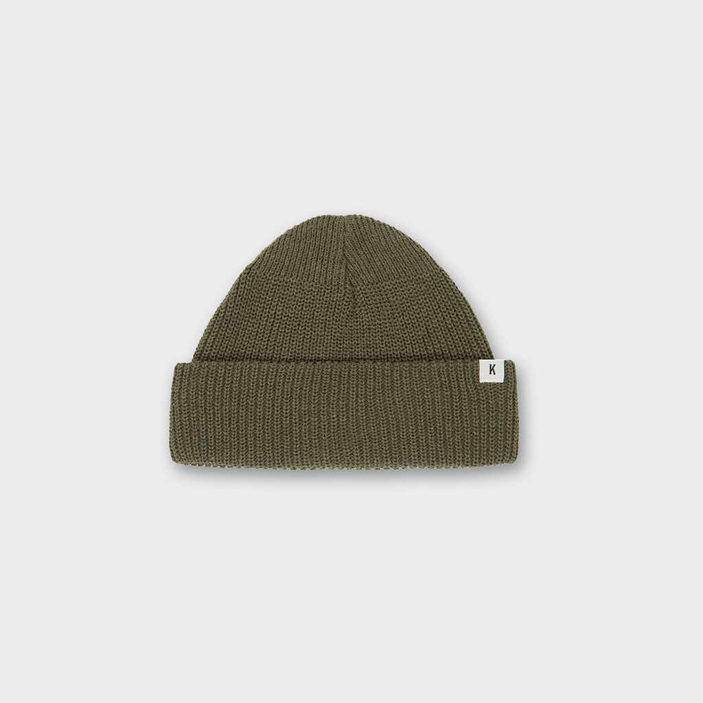 Knickerbocker New York Watch Cap Hat Type II - Olive
