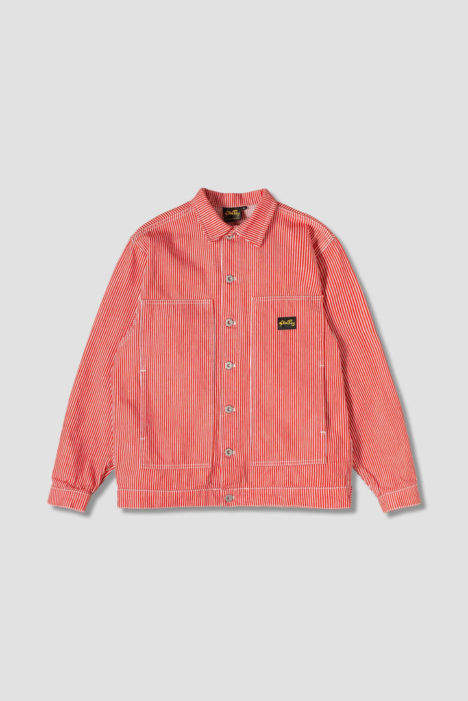 Stan Ray Box Jacket - Red Hickory