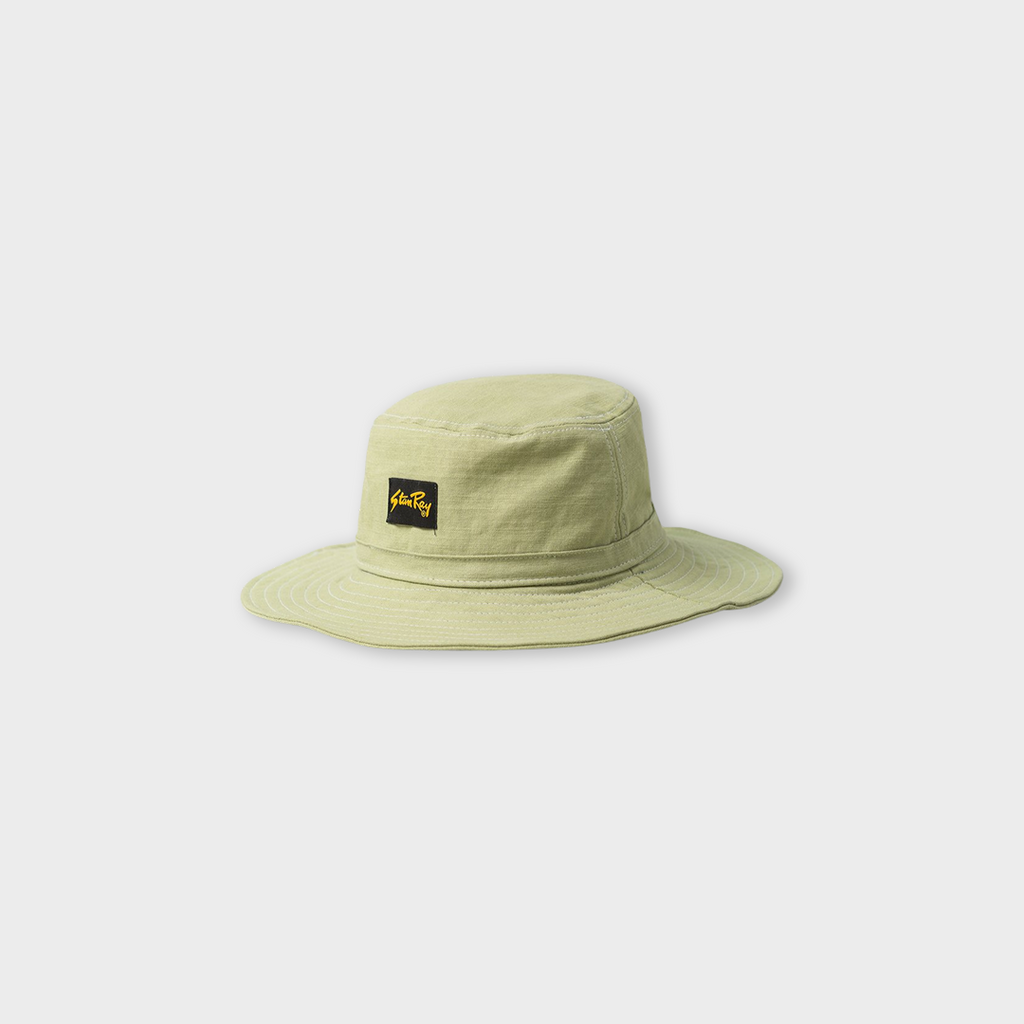 Stan Ray Boonie Hat - Olive Sateen