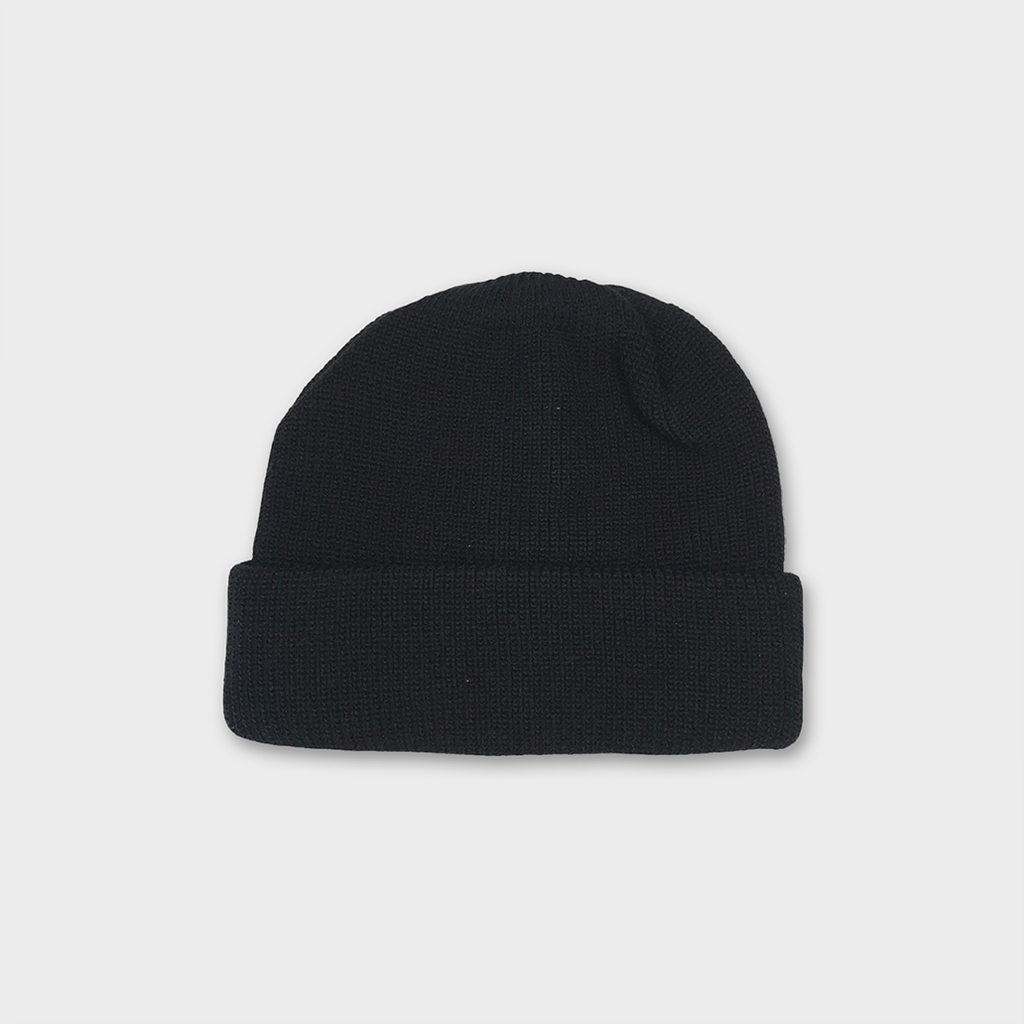 Ro To To Japan Bulky Watch Cap Hat - Black
