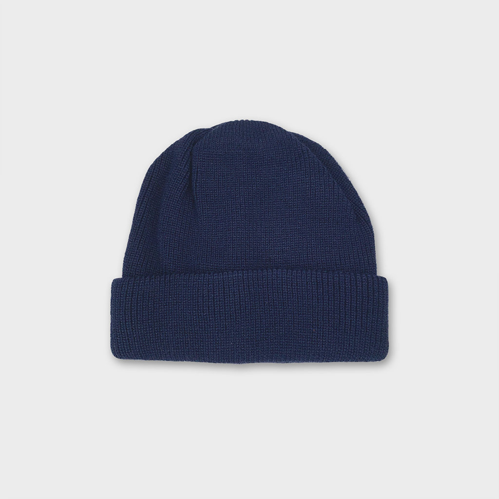 Ro To To Japan Bulky Watch Cap Hat - Navy