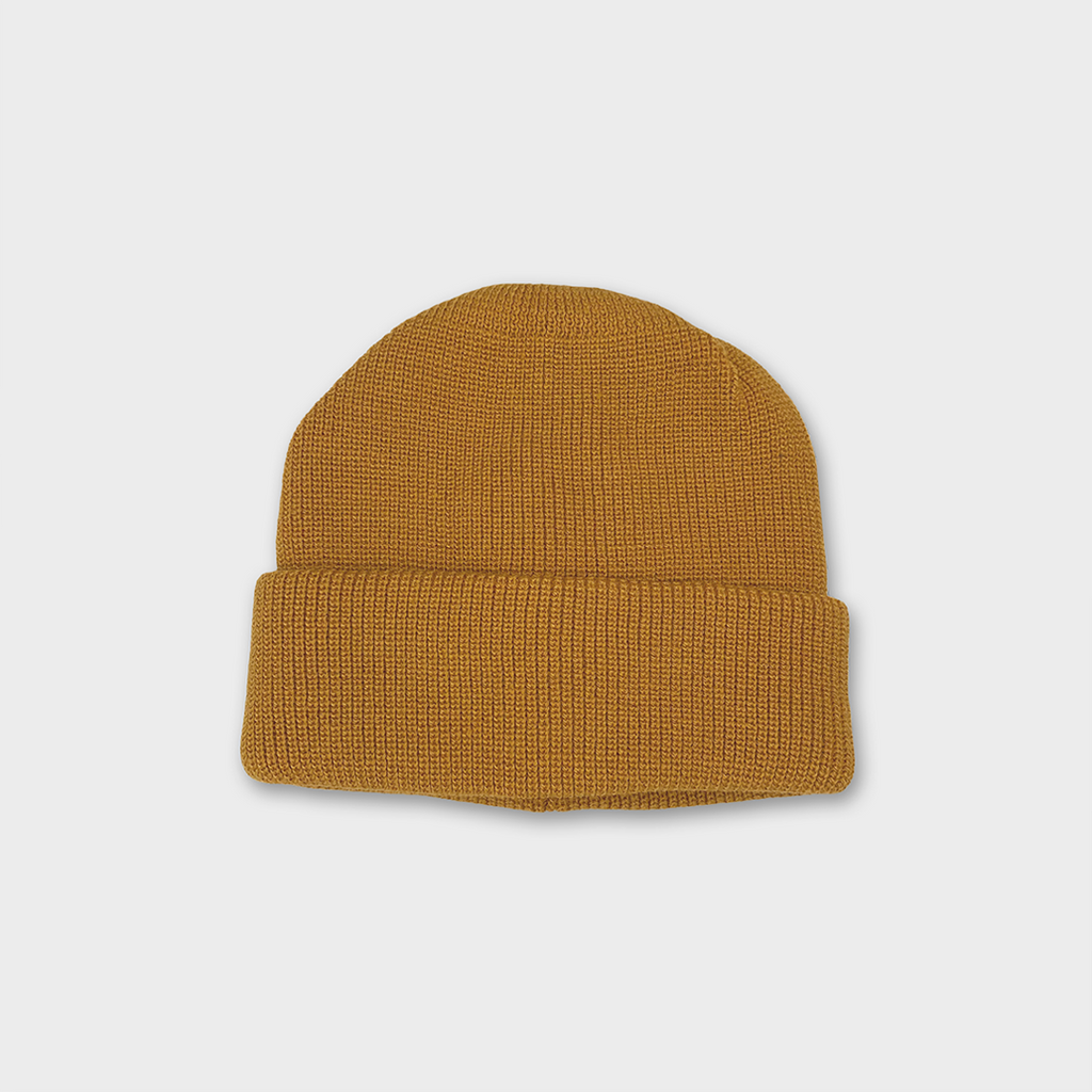 Ro To To Japan Bulky Watch Cap Hat - Yellow