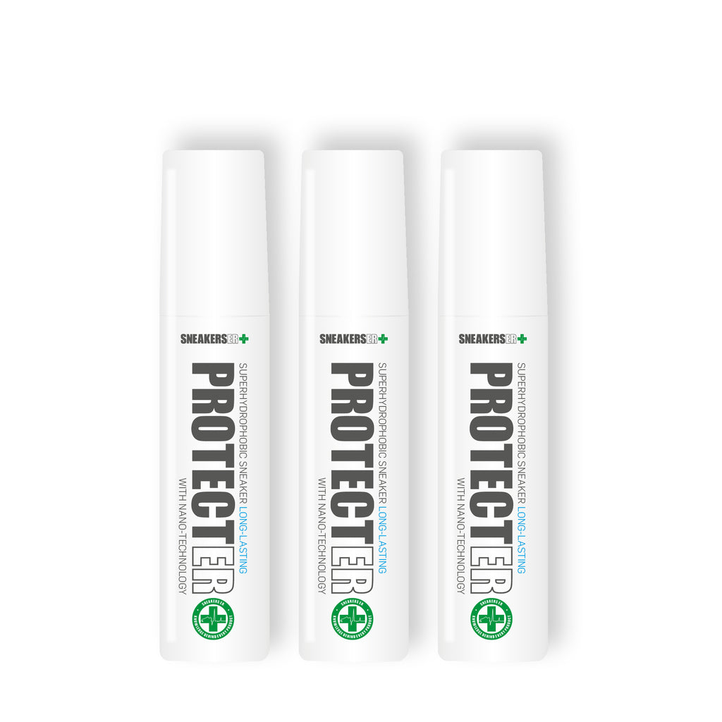 Superhydrophobic PROTECTER 75ml - 3 Pack