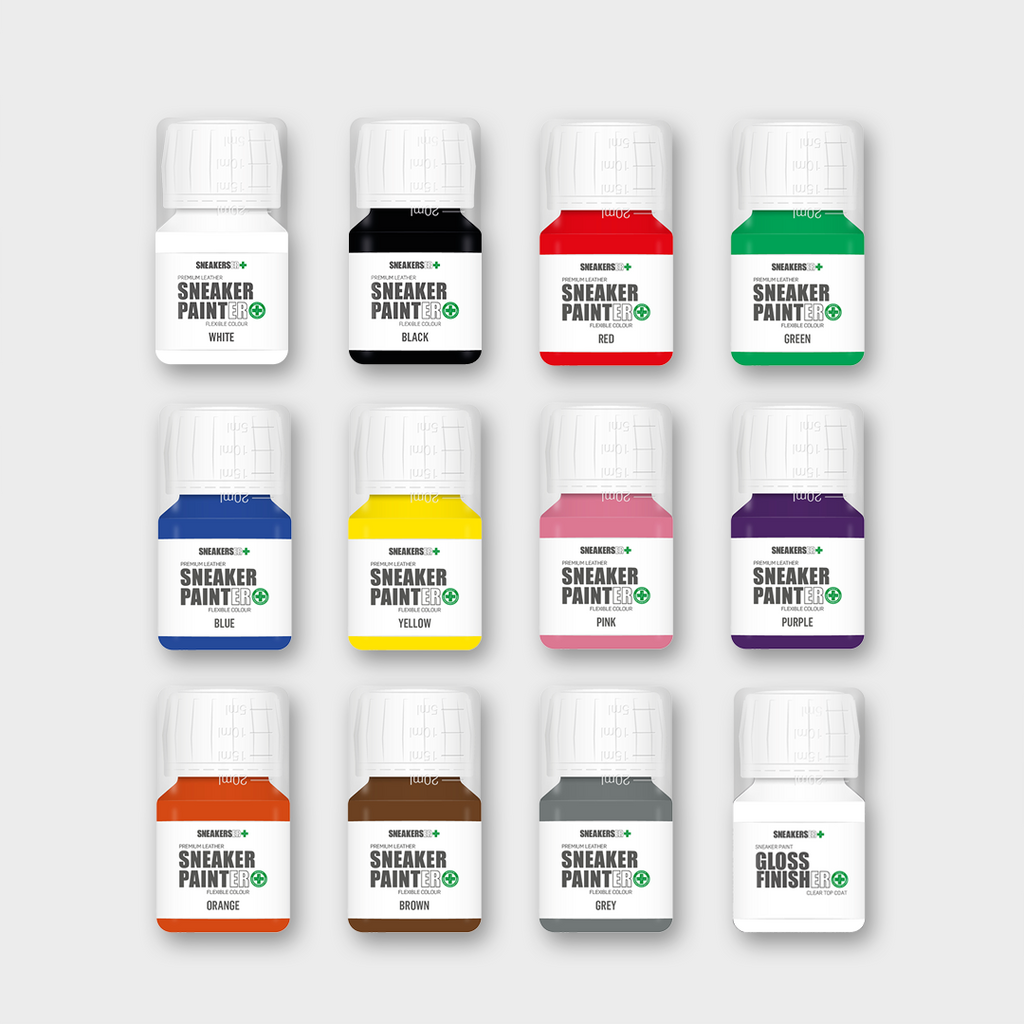SNEAKERS ER PREMIUM SNEAKER PAINTER PAINT 30ml 12 PACK MIXED