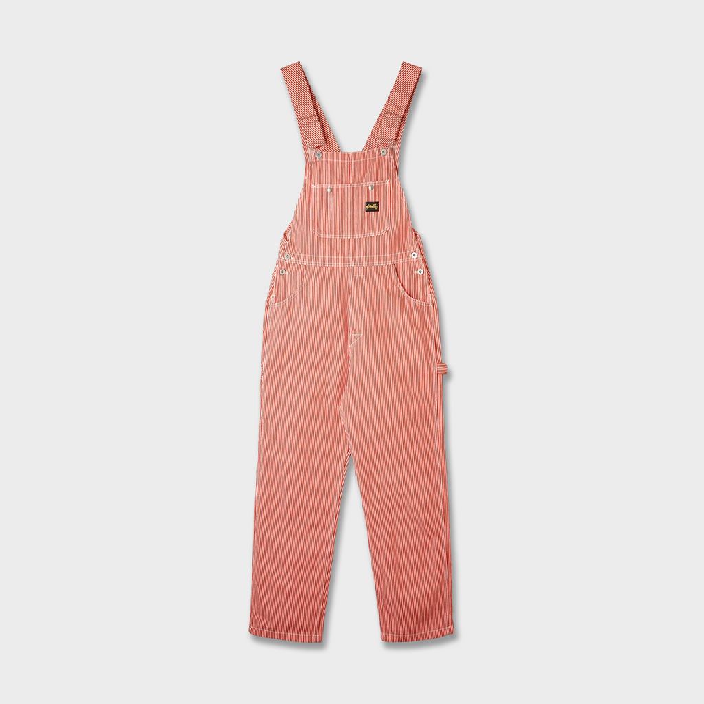 Stan Ray Earls Bib - Red Hickory