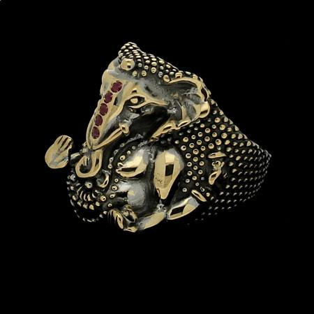FINE JEWELRY - GOLD GANESH