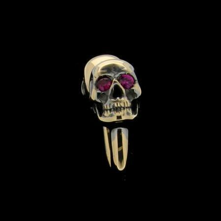 FINE JEWELRY - SKULLS AND RUBIES