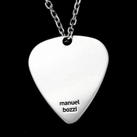 PENDANT - HEART PICK