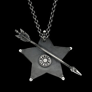 PENDANT - SHERIFF OF ROCK COUNTY