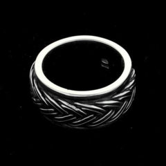 RING - TWISTED ROPE