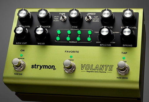 Strymon  ***PLEASE CONTACT US TO ORDER ANY STRYMON PRODUCTS***