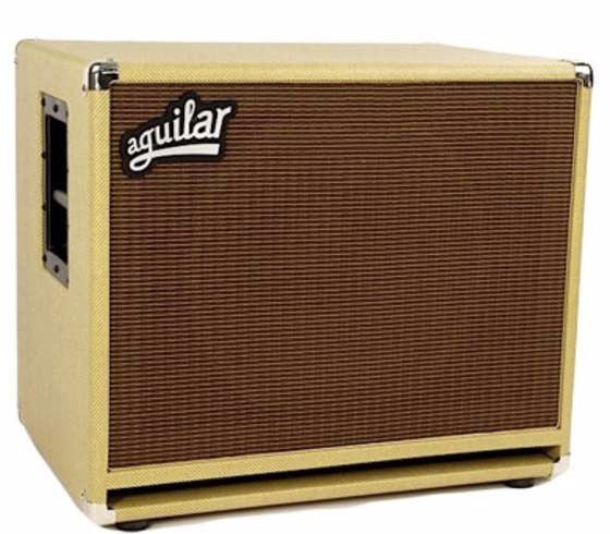 Aguilar DB 115 Cabinet - Boss Tweed