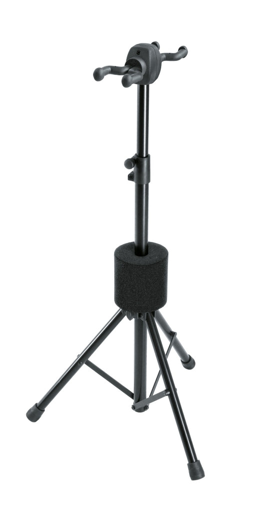 K&M 17620-BLACK DOUBLE GUITAR STAND