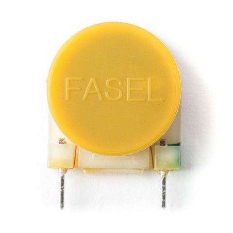 Dunlop FL-1 Fasel Inductor Yellow