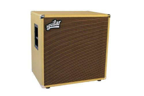 Aguilar DB 410 Cabinet - Boss Tweed