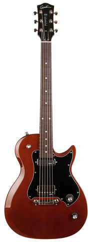 Godin Richmond Series Empire Electric Guitar (Empire Mahogany HG/Rosewood W/ Gigbag