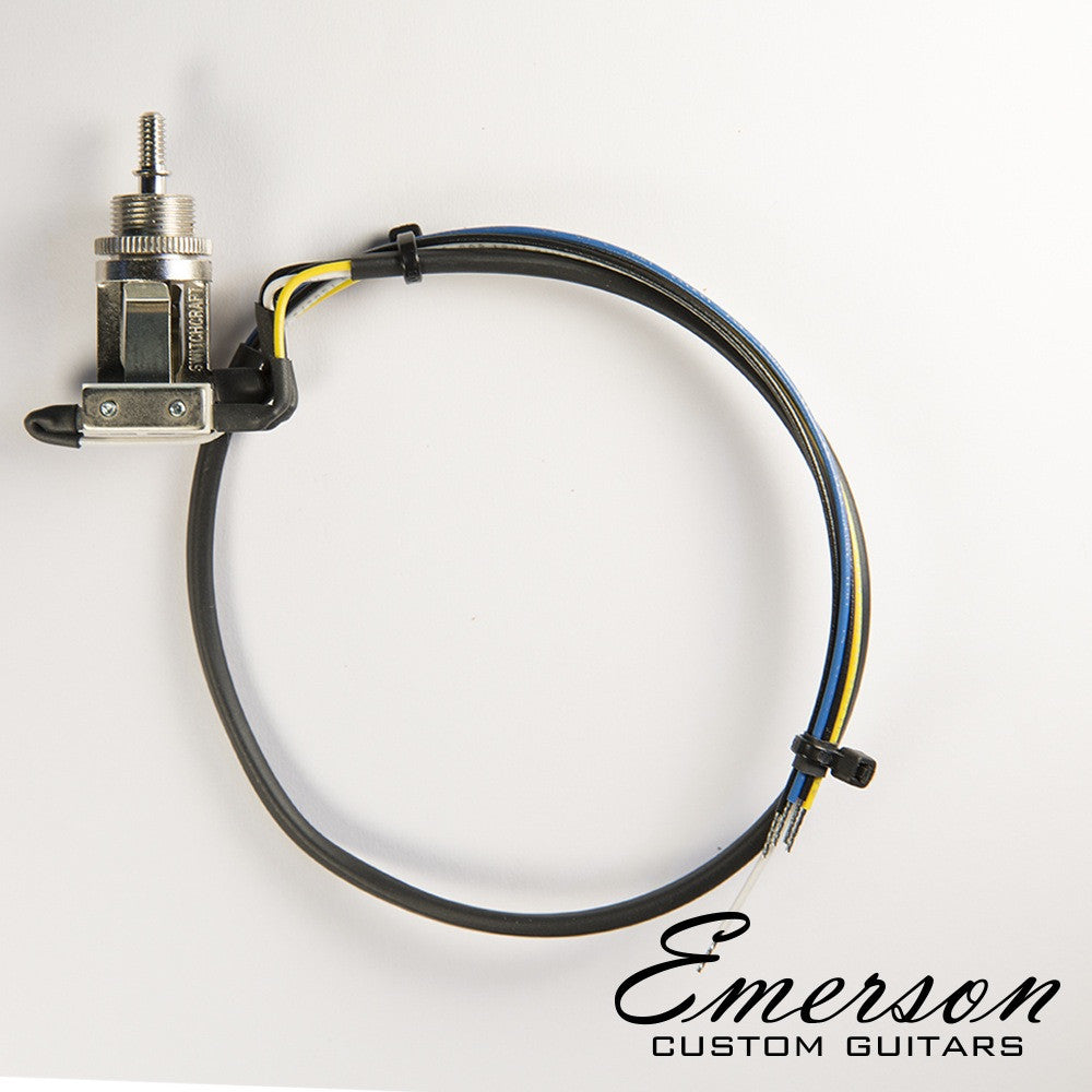 Emerson 3 Way Pre-Wired Toggle Switch
