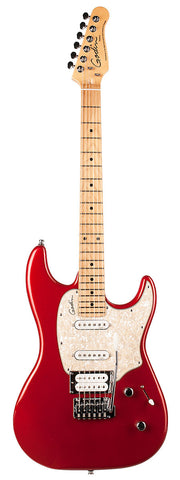Godin Session Limited Electric Guitar w/Gigbag - Desert Red MN
