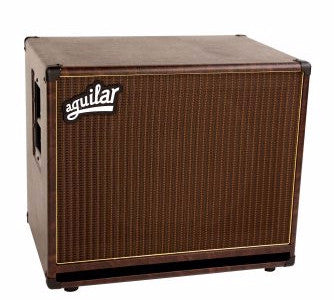 Aguilar DB 115 Cabinet - Chocolate Thunder