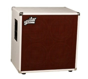 Aguilar DB 410 Cabinet - White Hot