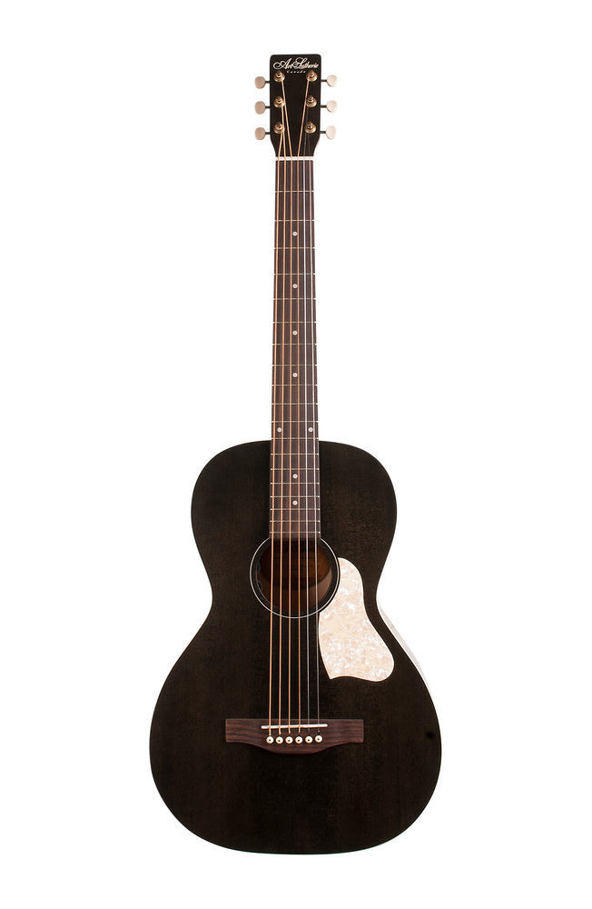 Art & Lutherie Roadhouse Faded Black E/A with Bag