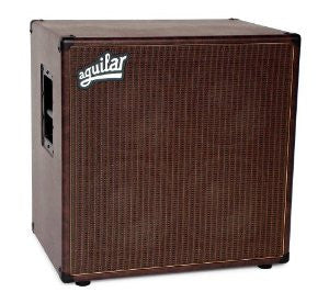 Aguilar DB 410 Cabinet - Chocolate Thunder