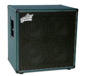 Aguilar DB 410 Cabinet - Monster Green