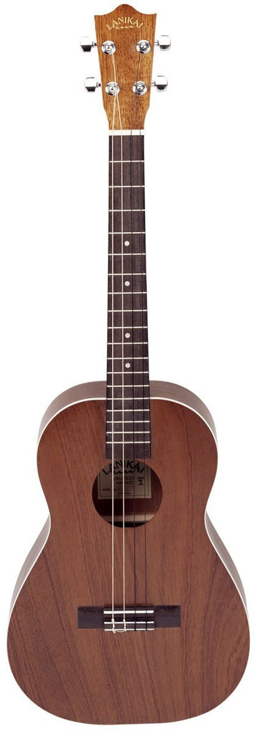 Lanikai Nato Baritone Ukulele - Natural Finish