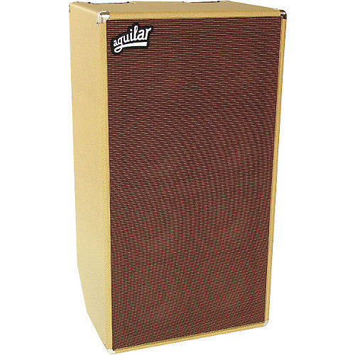 Aguilar DB 810 Cabinet - Boss Tweed