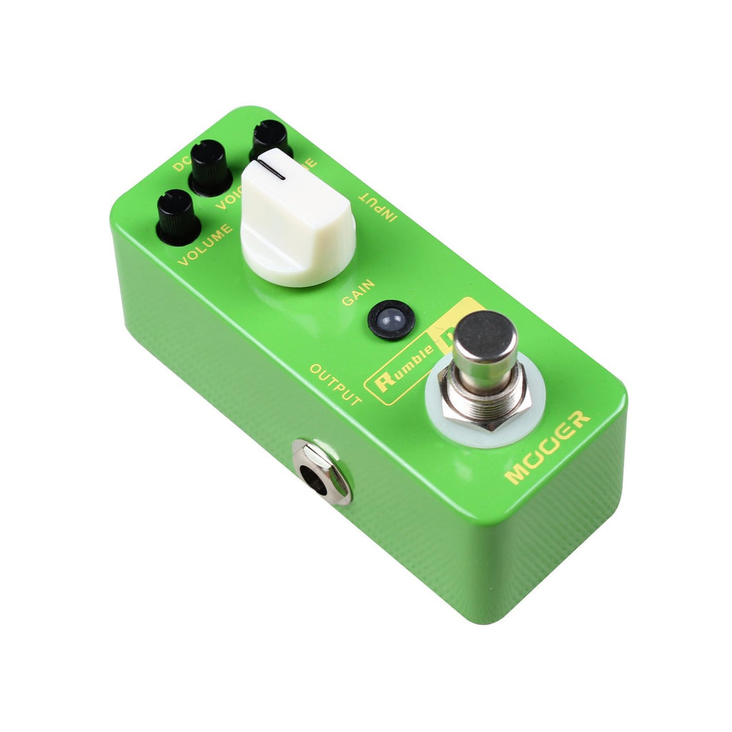 Mooer MOD2 Rumble Drive Dumble Sound Overdrive