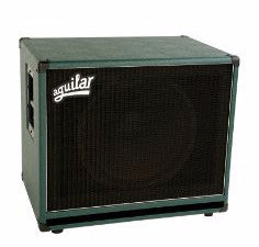 Aguilar DB 115 Cabinet - Monster Green