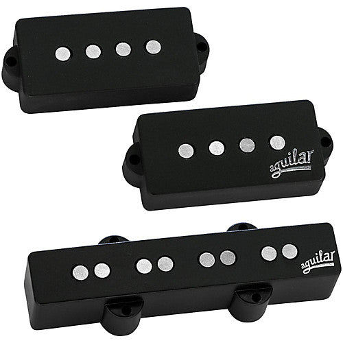AGUILAR AG 4PJ-HC 4-STRING HUM-CANCELING PJ BASS PICKUP SET