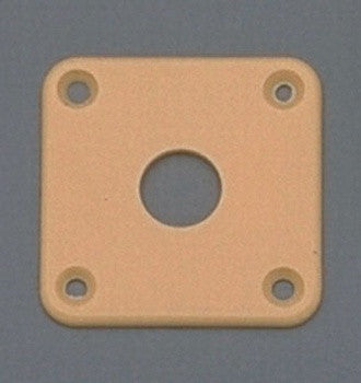 Allparts Jackplate For Les Paul - Cream