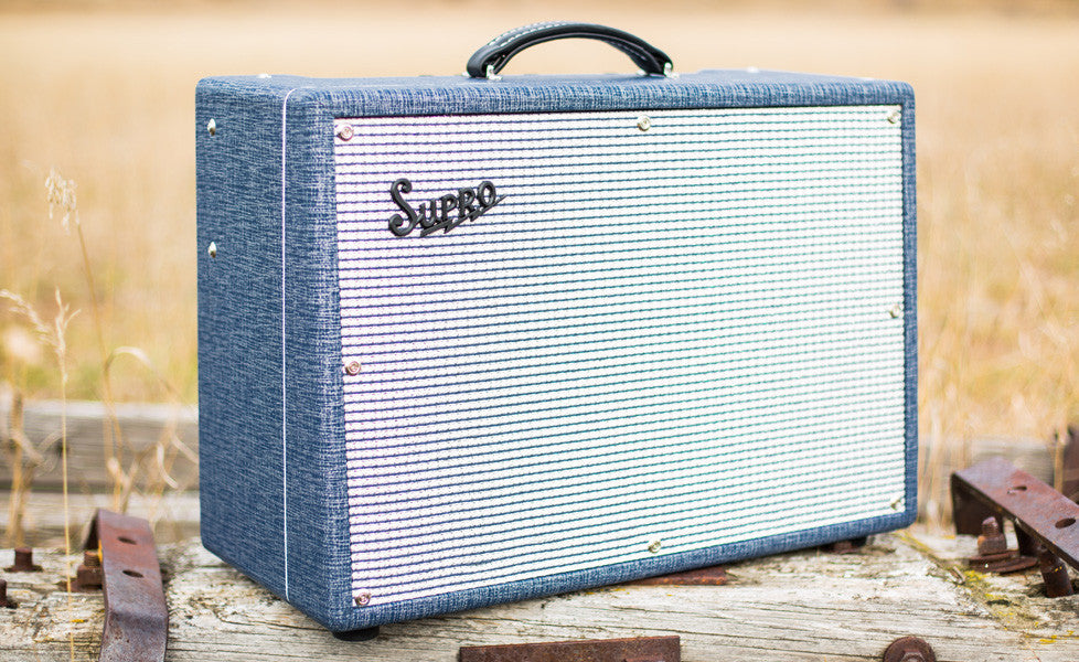 Supro 1648RT Saturn Reverb Amplifier
