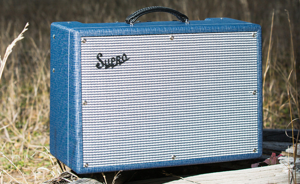 Supro 1650RT Royal Reverb