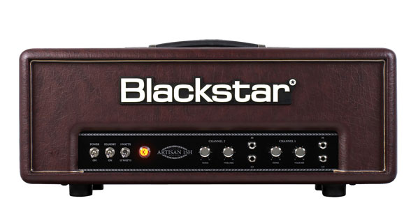 Blackstar Artisan 15 Watt  Handwired Head